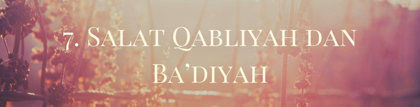 Salat Sunah yang Bisa Dilakukan untuk Mengisi Malam Lailatul Qadr