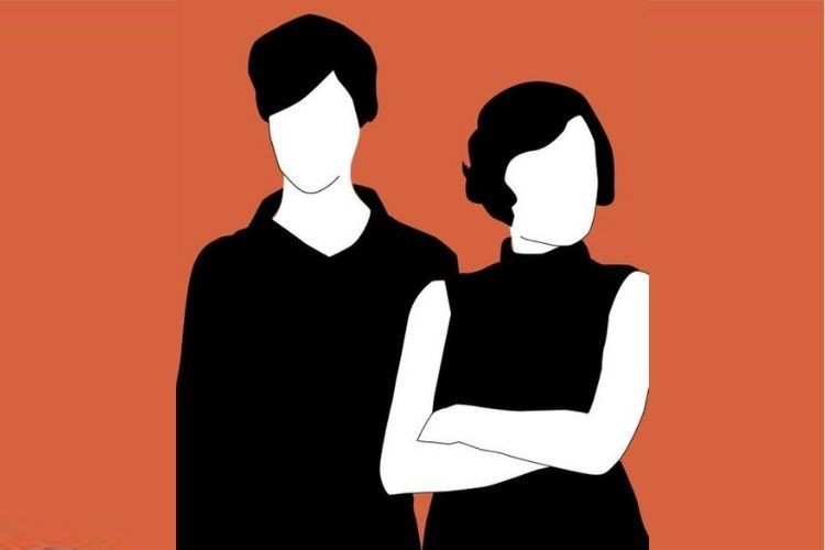7 Ilustrasi Lucu Perbedaan Pasangan yang Romantis vs Cuek