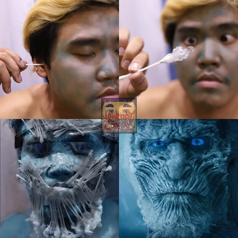 Cosplay Low Budget a la Game of Thrones Ini Super Lucu!