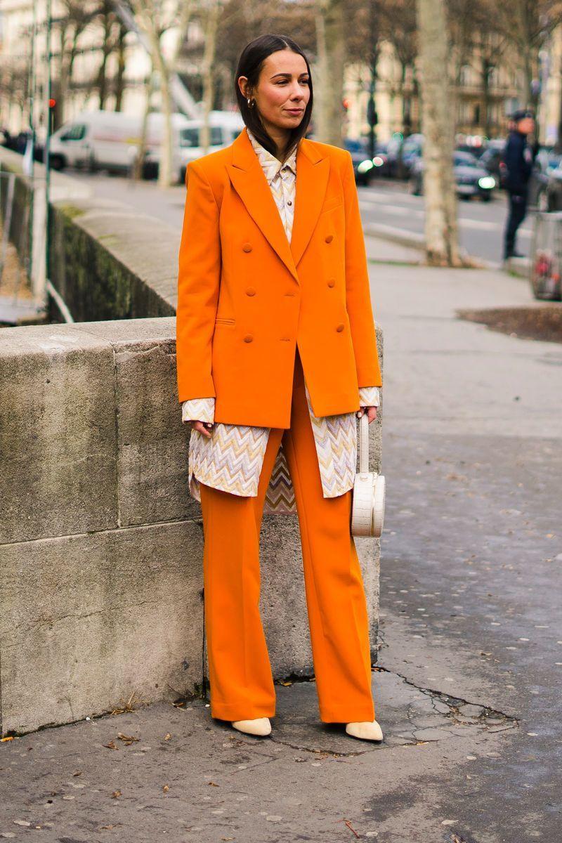 Paduan Warna yang Cocok dengan Orange