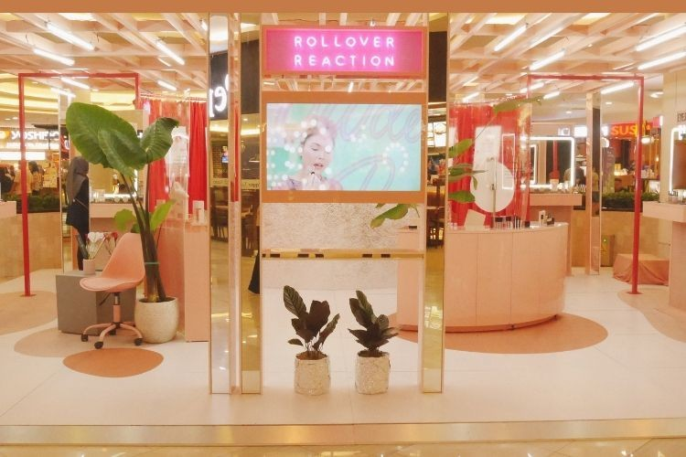 Rollover Reaction Membuka Pop Up Store Pertamanya di Surabaya