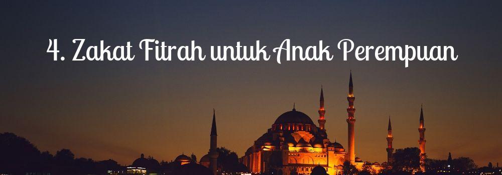 Niat Doa Zakat Fitrah untuk Keluarga dan Diri Sendiri