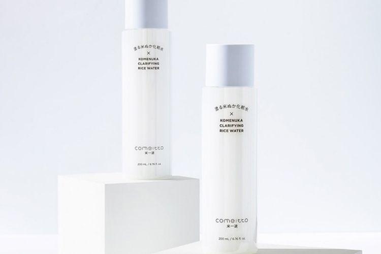 Memperkenalkan Comeitto, Skincare Ternama Asal Jepang