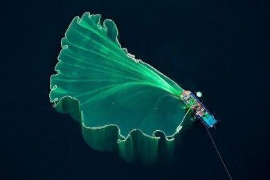 10 Foto Super Keren yang Diambil Menggunakan Drone