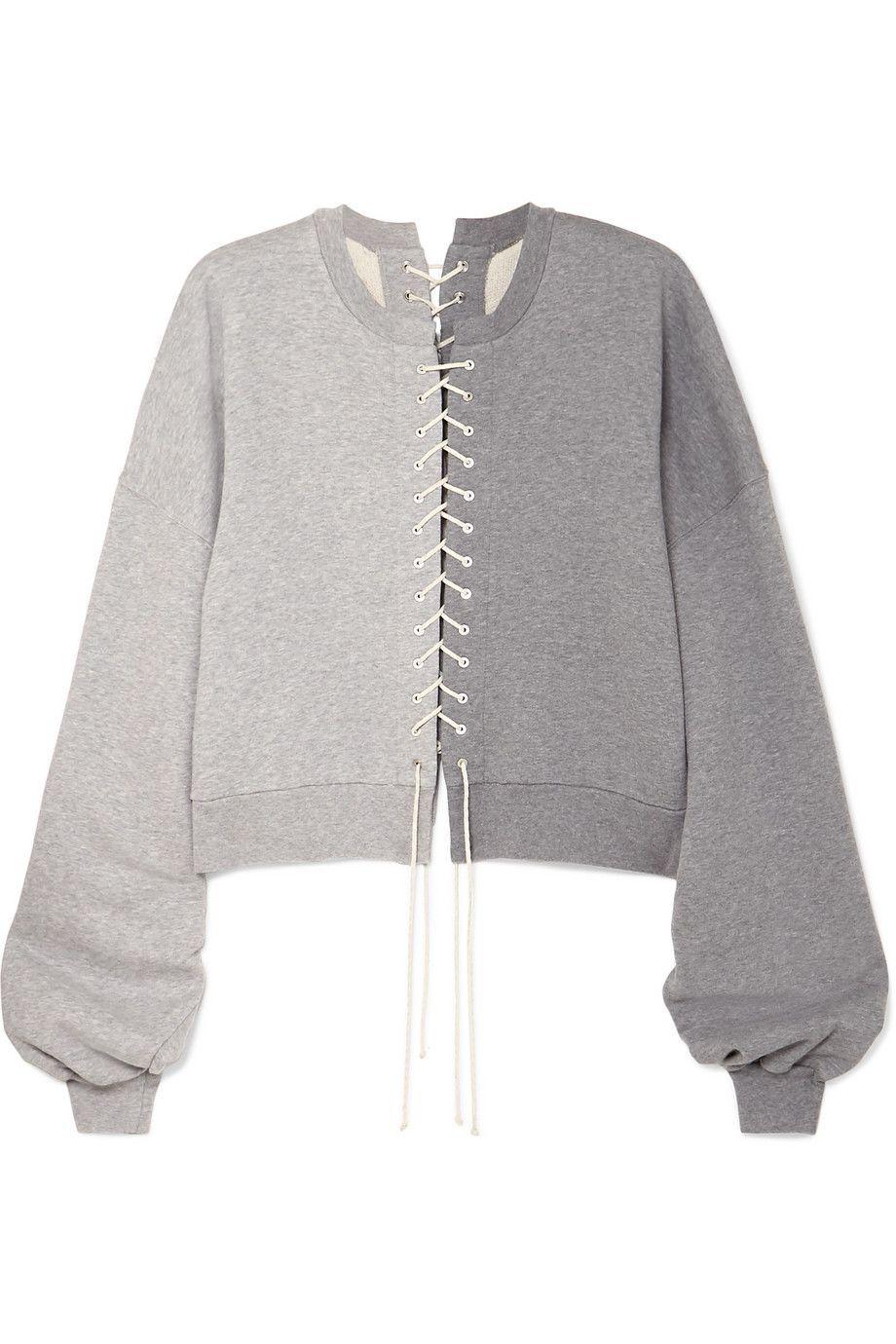6 Sweatshirt Edgy Untuk Kamu Andalkan Sehari-hari