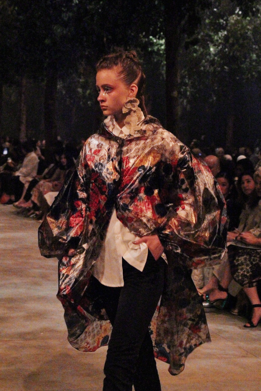 7 Detail Cantik dari Fashion Show Biyan 'Wonder Garden'