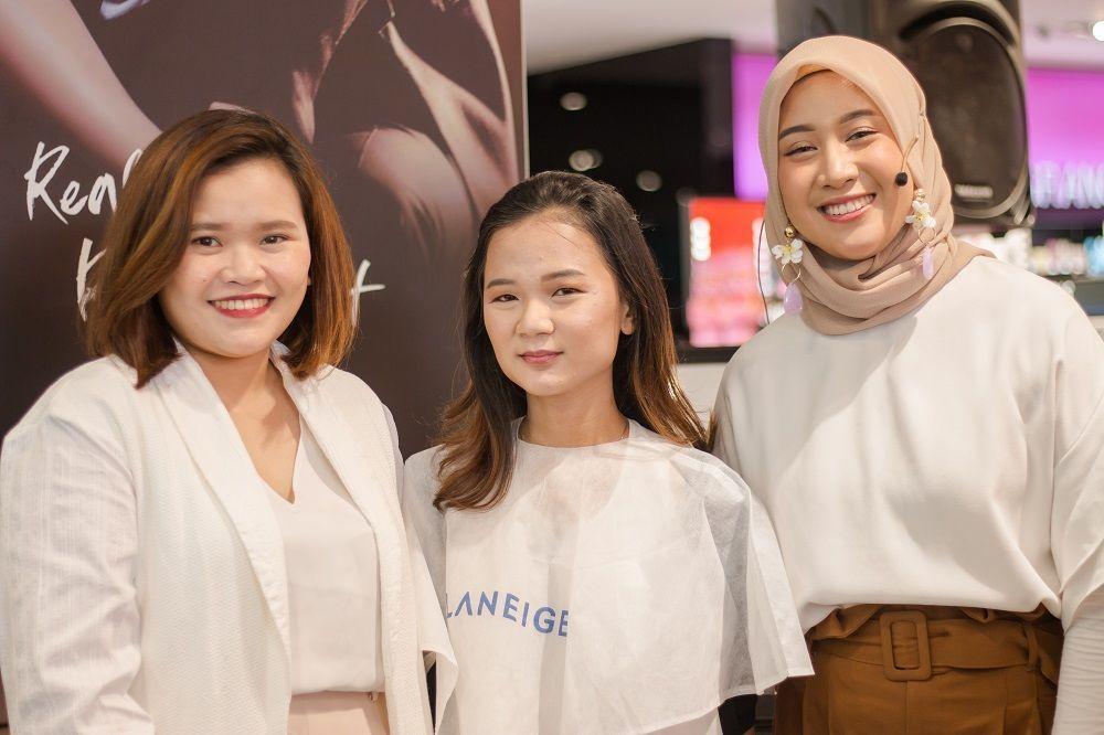 Intip 5 Keseruan Event Laneige di Sephora Bandung, Kamu Juga Datang?