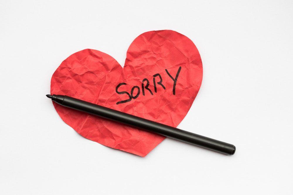 Kata-Kata Minta Maaf untuk Mantan