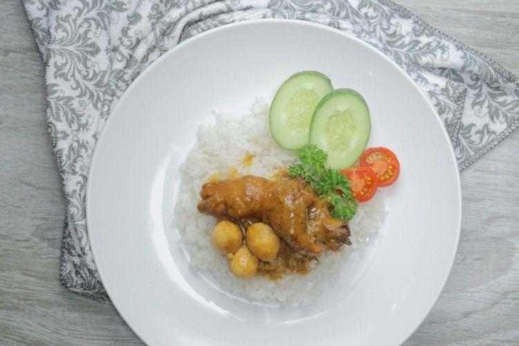 Resep Semur Ayam Kentang Sederhana