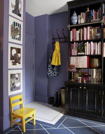 Kombinasi Warna Cat Rumah Kuning  10 kombinasi dan paduan warna cat rumah yang bagus