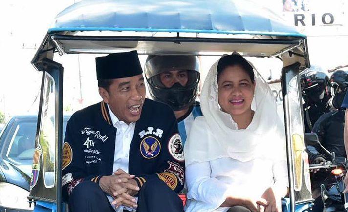 Kisah Cinta 7 Presiden Indonesia, dari Soekarno sampai Joko Widodo