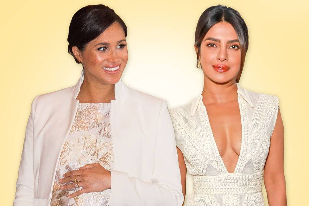 Ini Bukti Priyanka Chopra dan Meghan Markle adalah Friendship Goals