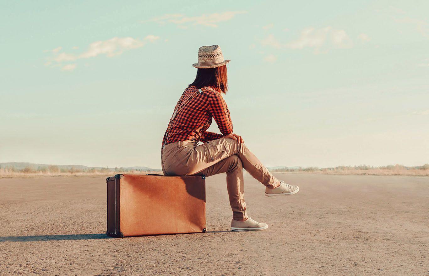 7 Tips Tetap Tampil Stylish Saat Foto Traveling