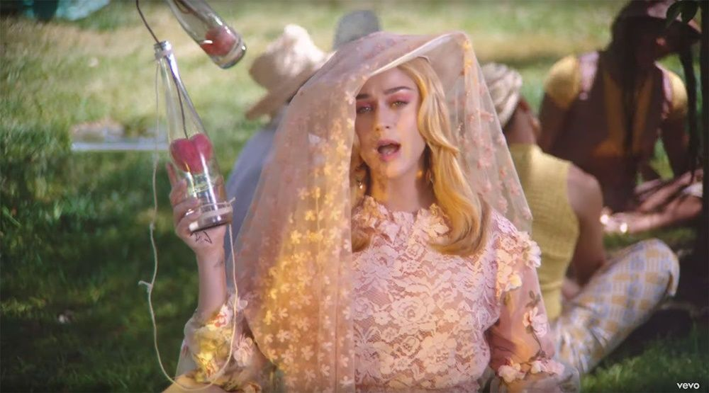 Lirik Lagu 'Never Really Over' Katy Perry