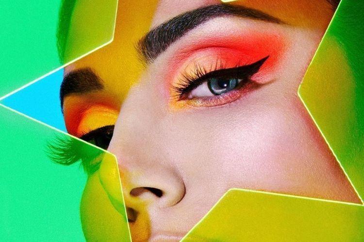 Huda Beauty Meluncurkan Produk Terbarunya yang Bernuansa Neon