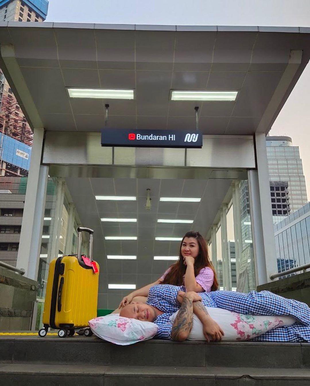 Jakarta Kembali Padat, Begini Suasana Ibu Kota Indonesia Saat Sepi