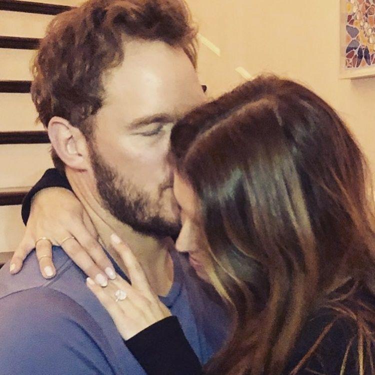 Menikah, Ini 5 Fakta Hubungan Chris Pratt dan Ketherine Schwarzenegger