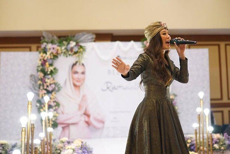 Fakta Gwen Priscilla, Penyanyi yang Dinikahi Mantan Suami Diana Pungky