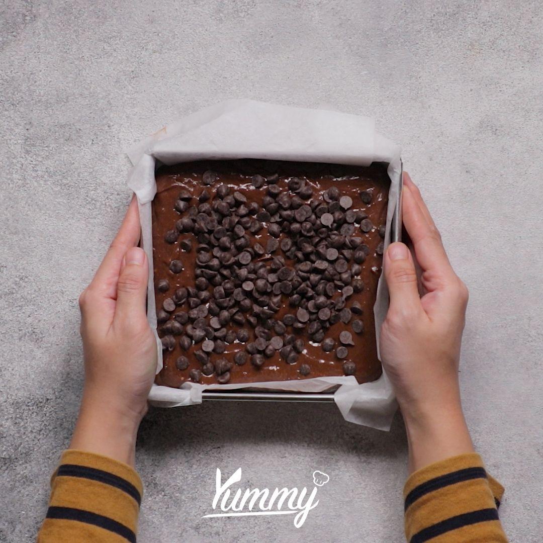 Resep Membuat Kue Brownies Panggang