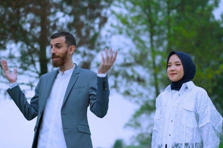 Lirik Lagu 'Al Barq Al Yamani' Sabyan Feat. Adam Ali