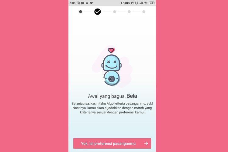 Mengenal Setipe, Aplikasi Kencan Online buatan Dalam Negeri