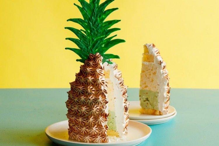 Desserts Beku yang Menyegarkan