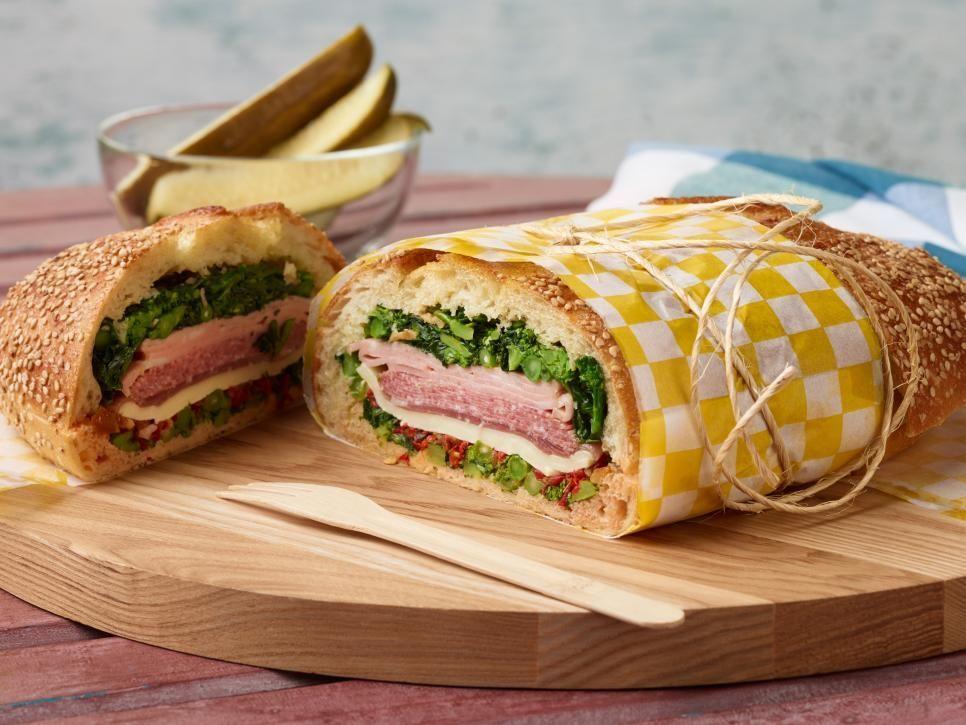 Sandwich Buatan Sendiri yang Bisa Dihidangkan Saat Piknik