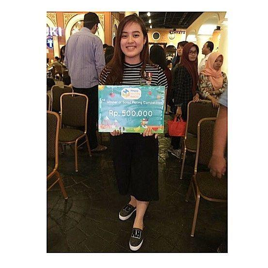 7 Fakta Menarik Fani Si Pemenang Masterchef Indonesia 2019