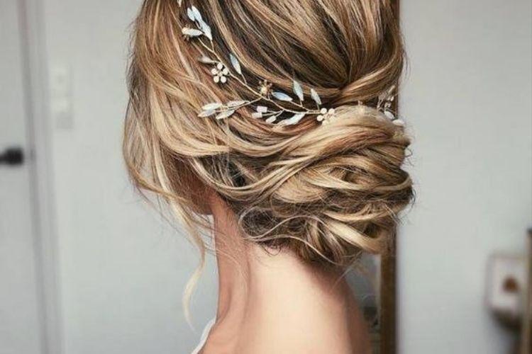 Siap Tampil Memesona Inilah 7 Inspirasi Gaya Rambut Untuk Pernikahan