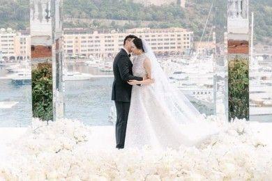 7 Fakta Pernikahan Keluarga Sampoerna, Pakai Wedding Planner Termahal