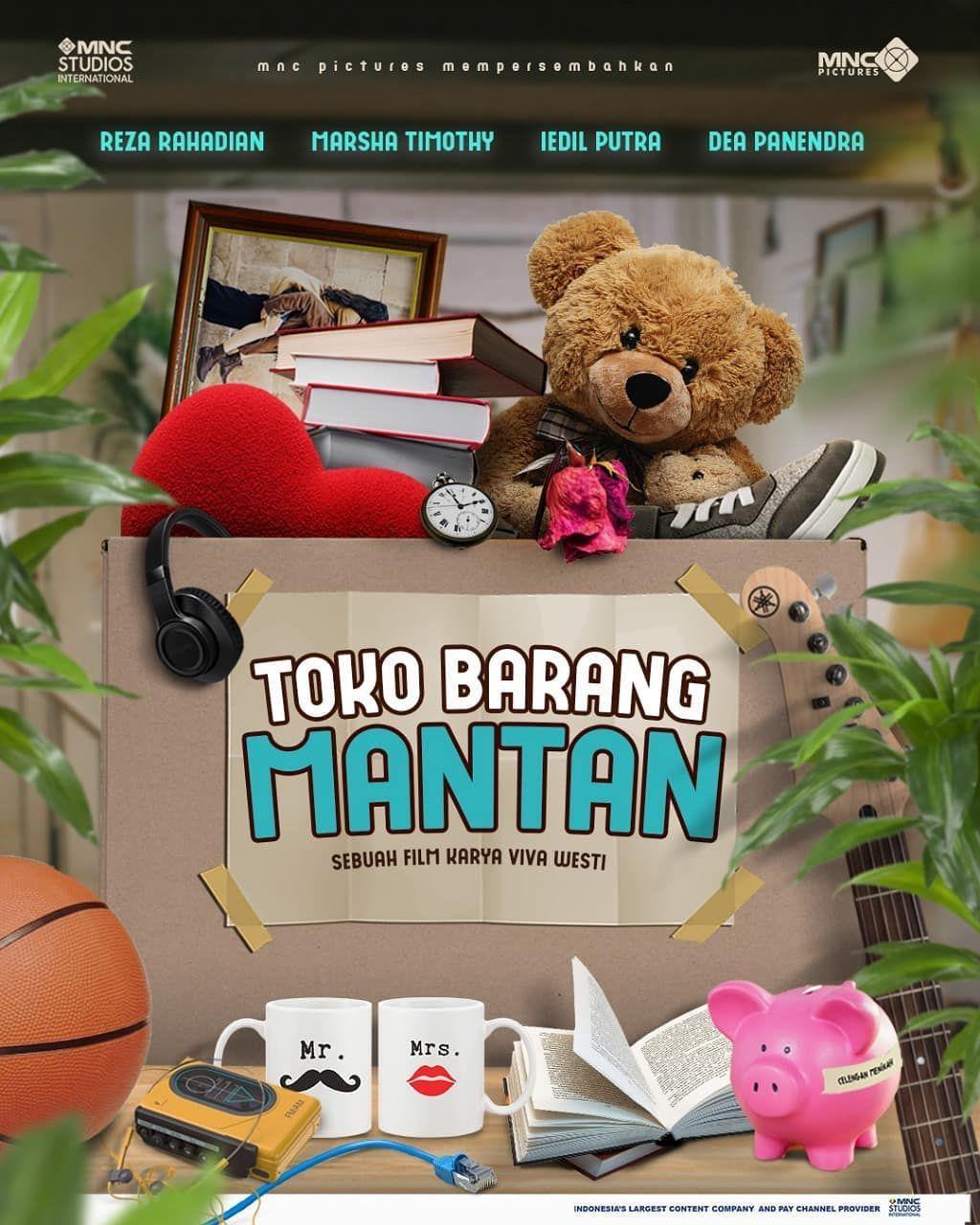 Toko Barang Mantan, Usaha Baru Reza Rahadian