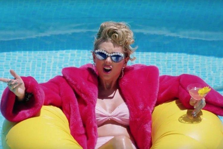 Rayakan Perbedaan, Ini Fakta di Balik Video Klip Terbaru Taylor Swift