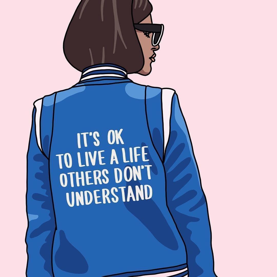 Girl Power, Ini 11 Ilustrasi yang Perlu Dilihat Setiap Perempuan