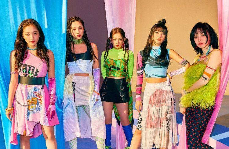 Lirik Lagu Zimzalabim Red Velvet