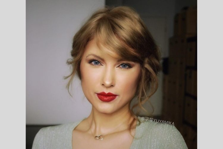 Jago Makeup, Vlogger Ini Tunjukkan Keahlian Meniru Wajah Seleb