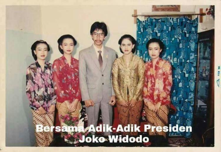 10 Potret Perjalanan Cinta Jokowi dan Iriana, Hangat dan Sederhana