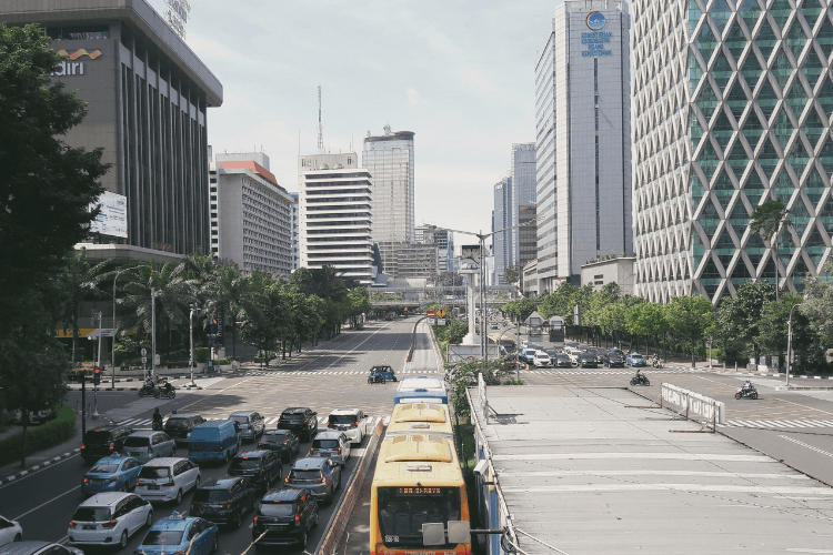 Potret Kota Jakarta dari Zaman Dulu Hingga Sekarang