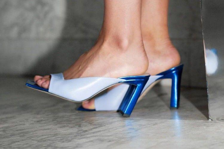 #PopbelaOOTD: Nyaman dengan Sepatu Mules yang Cantik