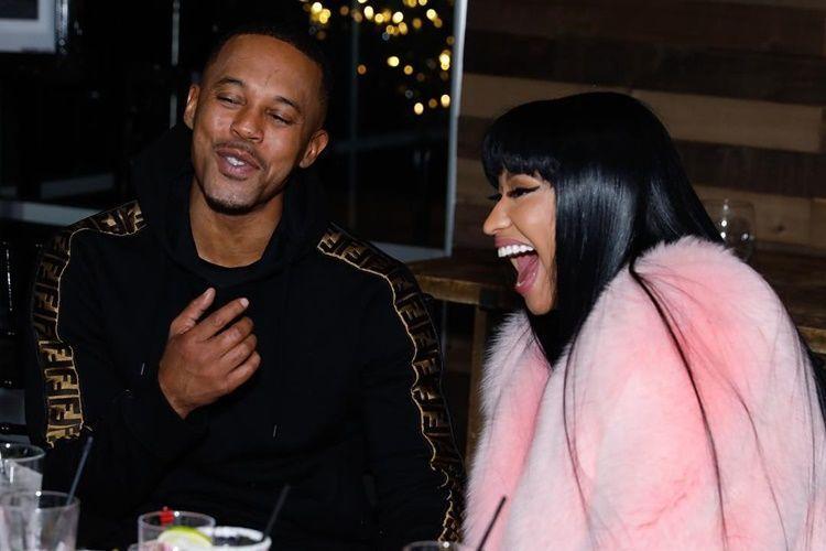 Punya Catatan Kriminal, Ini 5 Kontroversi Calon Suami Nicki Minaj