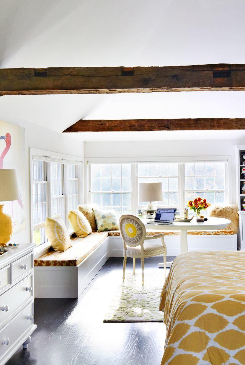 10 Inspirasi Desain Warna Kuning untuk Kamar