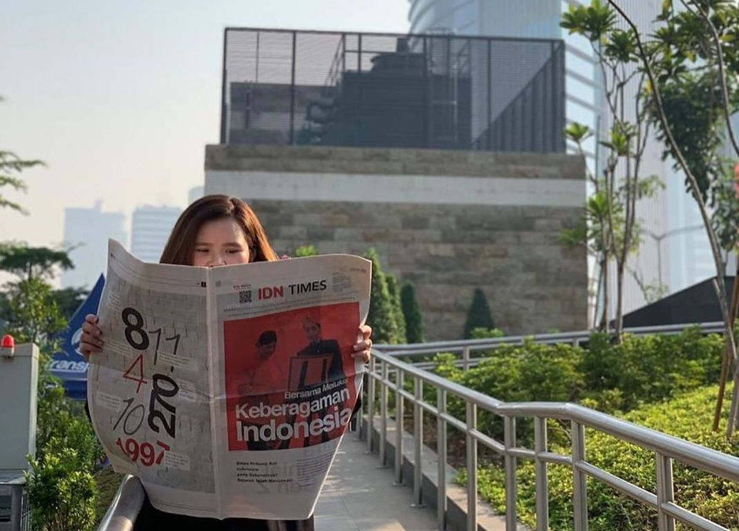 Siapa Pribumi Asli Indonesia? Jadi Headline Koran IDN Times Pertama