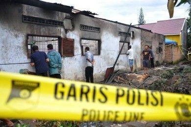 4 Cerita Pilu dari Musibah Kebakaran Pabrik Korek Api Binjai