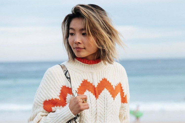 #PopbelaOOTD: Sweater Musim Panas yang Chic