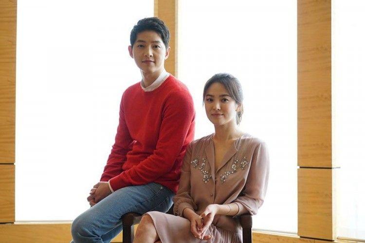 Song Hye Kyo Buka Suara tentang Perceraiannya dengan Song Joong Ki