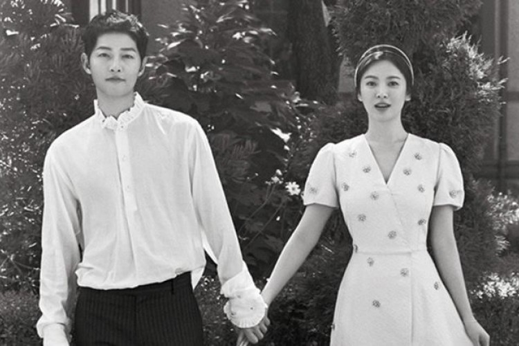 Nggak Seindah Drama, 7 Fakta Perceraian Song Joong Ki dan Song Hye Kyo