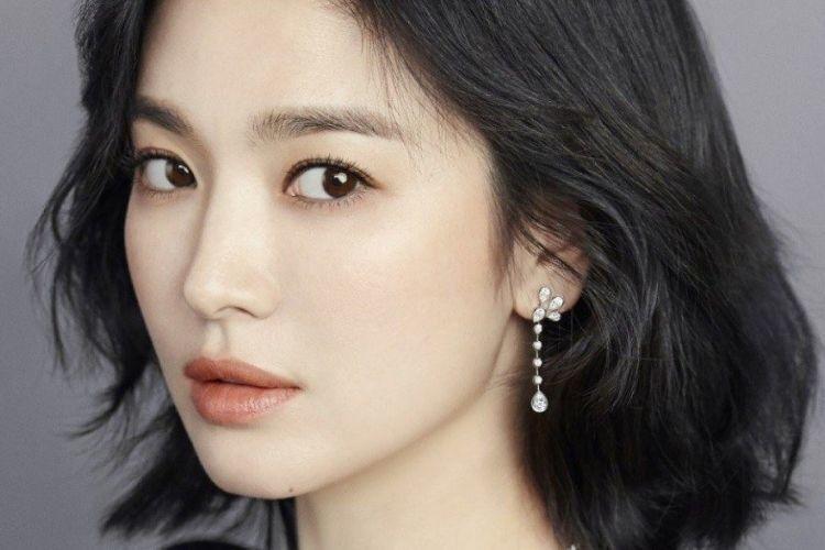 Diisukan Cerai, Begini 7 Potret song Hye Kyo