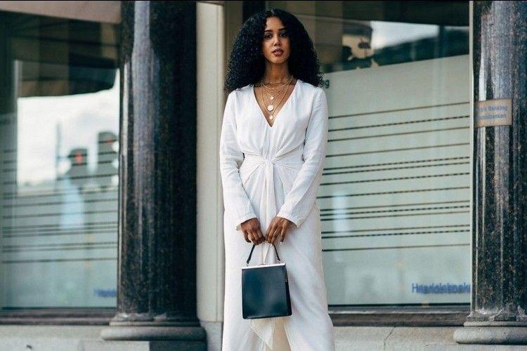 Rekomendasi Dress Putih nan Manis di Minggu Ini