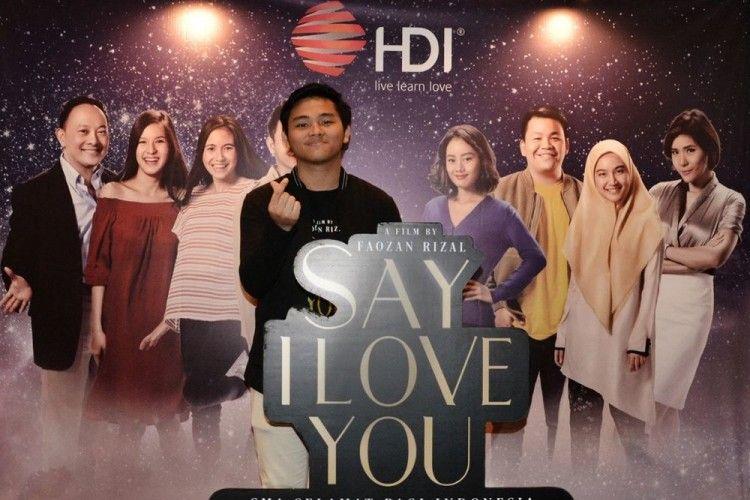 "Diadaptasi dari Kisah Nyata, Ini 5 Fakta Film ""Say, I Love You"""