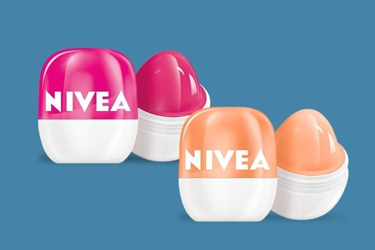 Gemas, Nivea Meluncurkan Lip Balm Pop Ball yang Populer di Korea