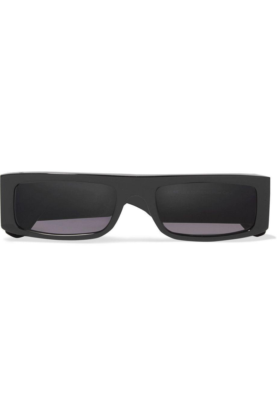 #PopbelaOOTD: Kacamata Hitam Model Kotak yang Trending